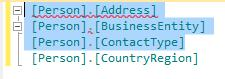 SQL Server Management Studio shortcuts