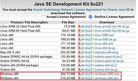 JDK 8 Download